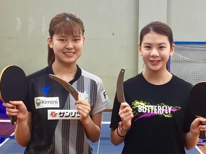 青山学院大学女子卓球部