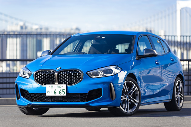 BMW M135i xDrive 8速スポーツAT 5ドア 価格:630万円