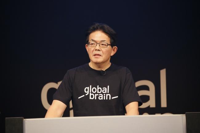 グローバル・ブレイン株式会社 代表取締役社長 百合本 安彦