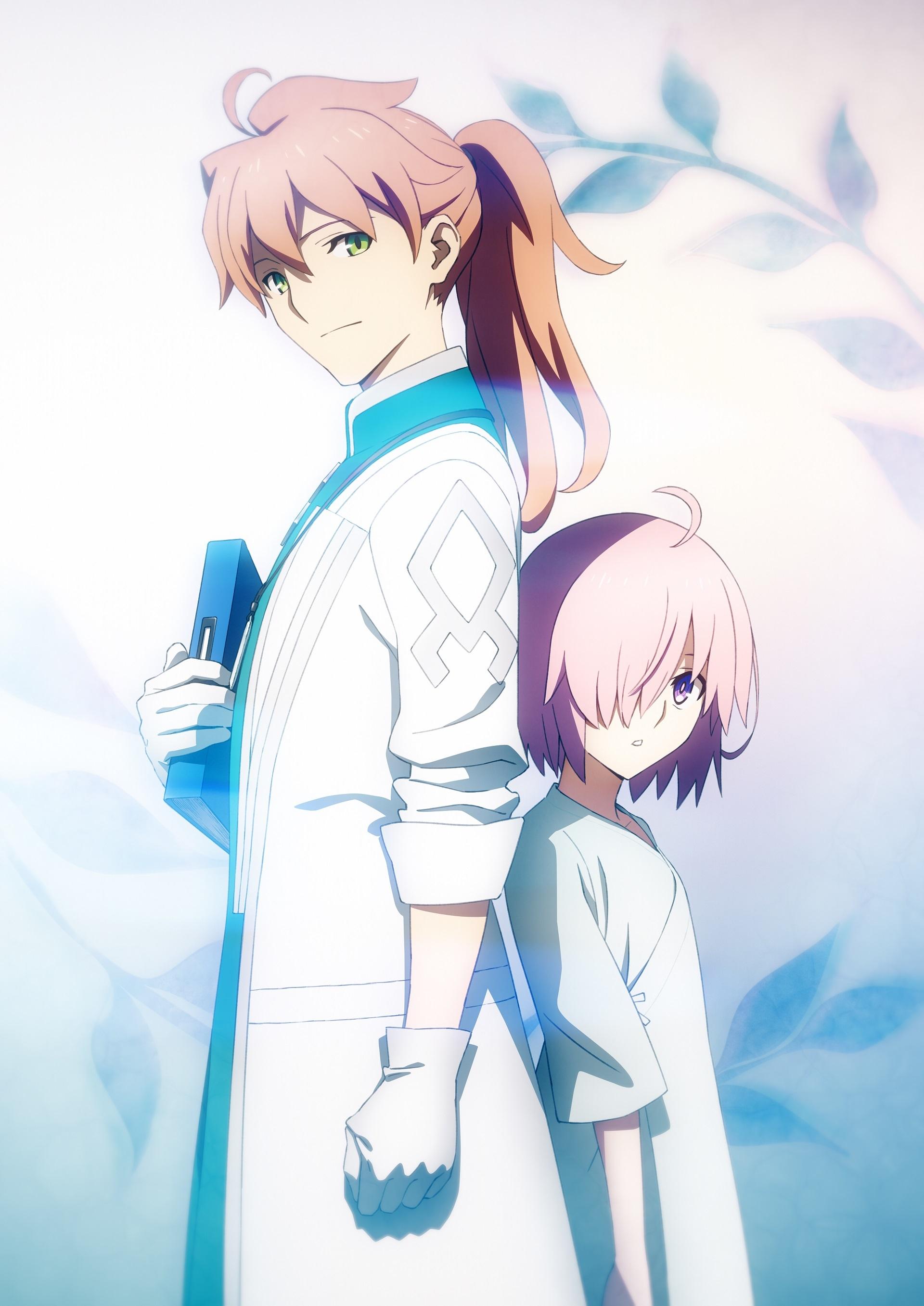 『Fate/Grand Order-絶対魔獣戦線バビロニア』Episode 0 「Initium Iter」 (C)TYPE-MOON / FGO7 ANIME PROJECT
