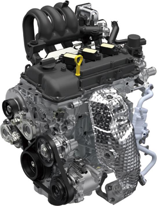 スズキ・ワゴンRがマイナーチェンジをして新開発エンジン&CVT搭載で走行性能と燃費が向上