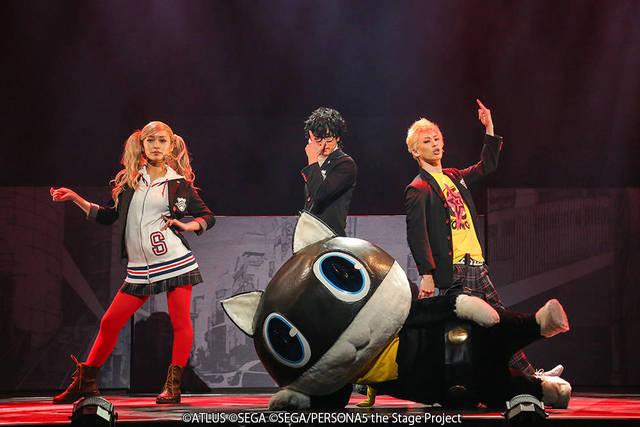 関連記事|猪野広樹「大阪公演を経て、いい雰囲気で」|「PERSONA5 the Stage」東京公演が開幕!