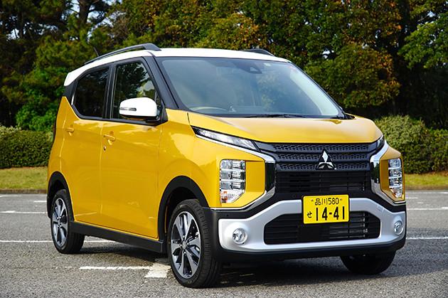 【第10位】三菱 ekクロス 4月に5年ぶりのフルモデルチェンジ。電動パーキングブレーキを採用。価格は144万1000円~179万8500円