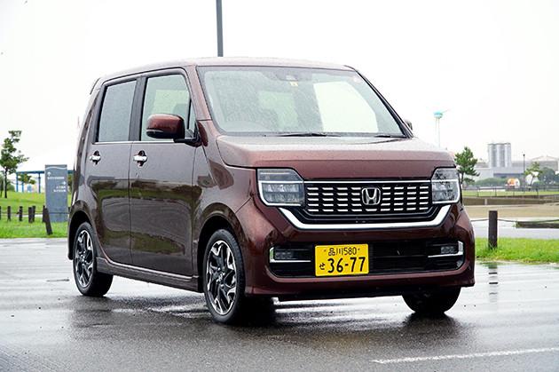【第1位】ホンダ N‐WGN 先進安全「ホンダセンシング」を全車標準装備。ターボモデルの走りは軽のレベルを超越。価格129万8000円~182万7100円