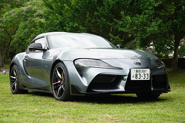 【第5位】トヨタ スープラ BMWとのコラボで誕生した、トヨタが世界に誇るフラグシップスポーツ。価格は499万741円~702万7778円