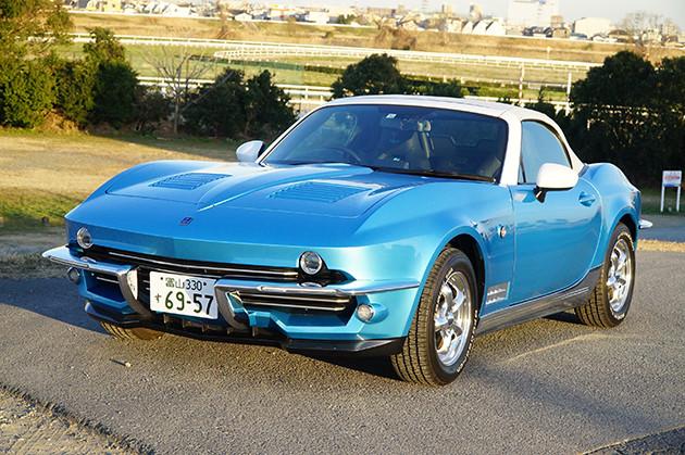 光岡 ロックスター 光岡自動車の創業50周年記念モデルであるロックスターは、限定200台(完売)。価格は516万100円~618万5740円