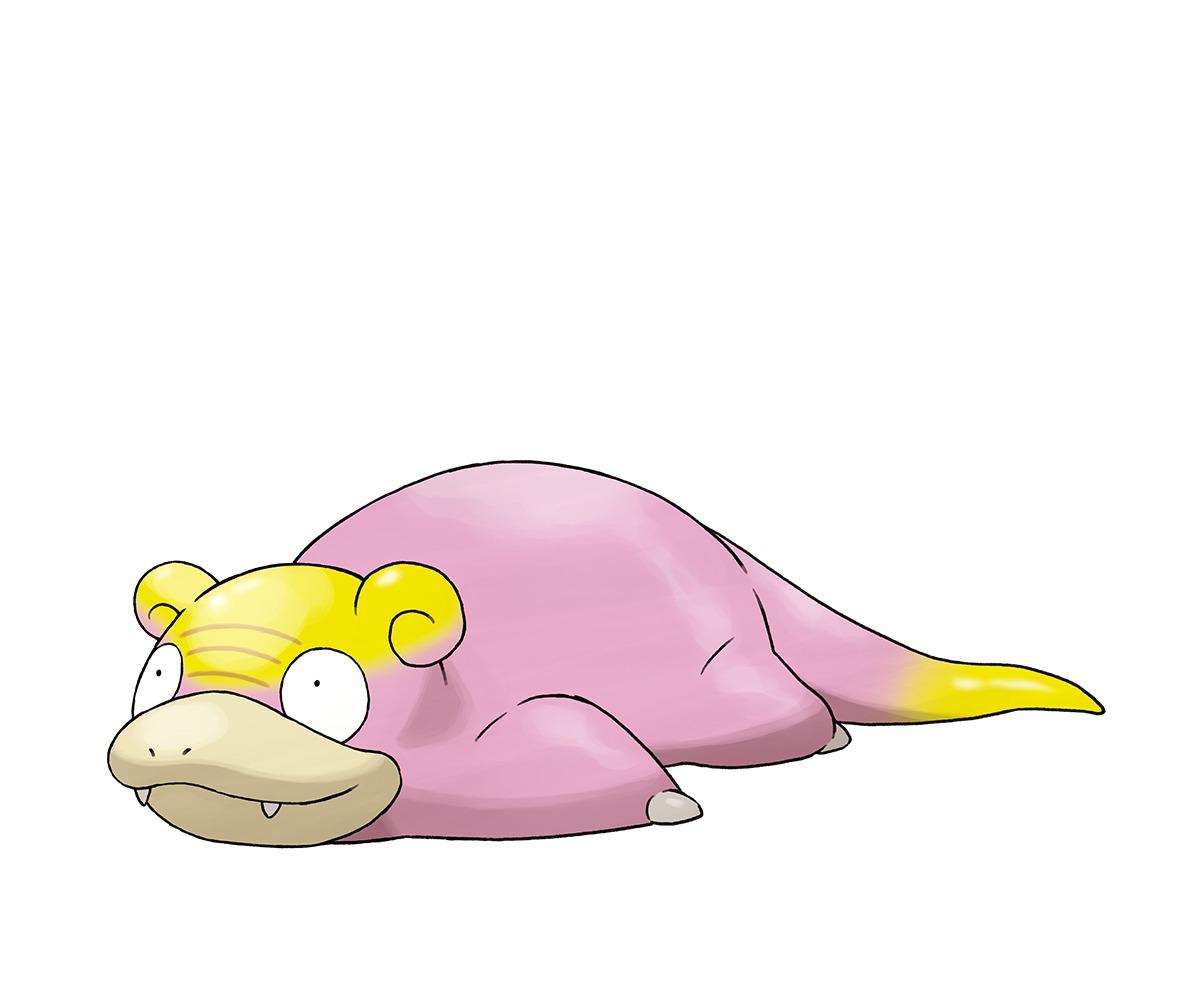 ガラルヤドン (c)2020 Pokémon. (c)1995-2020 Nintendo/Creatures Inc. /GAME FREAK inc.