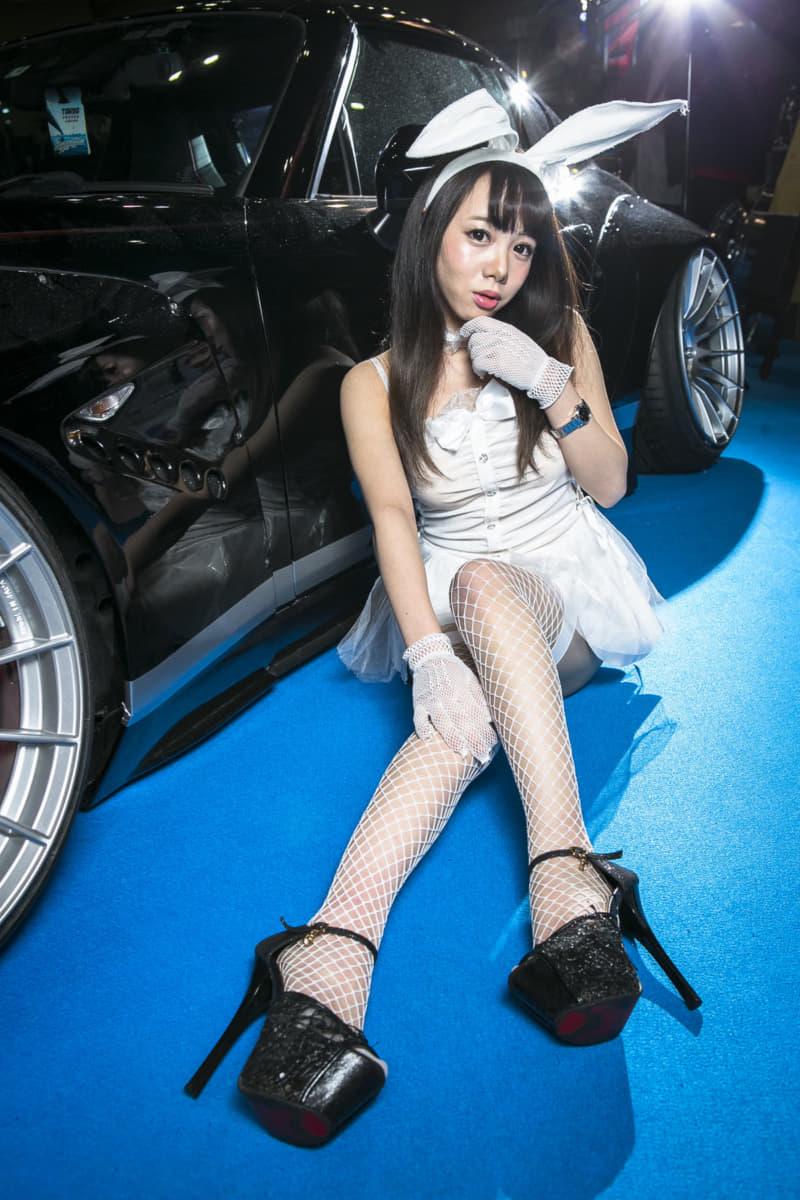 東京オートサロン2020のコンパニオン&キャンギャルをNAL PHOTO DESIGNが撮影した画像集