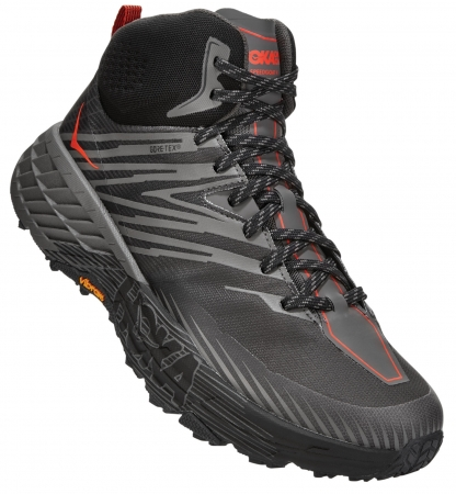 SPEEDGOAT MID GTX(Anthracite・Dark Gull Grey)