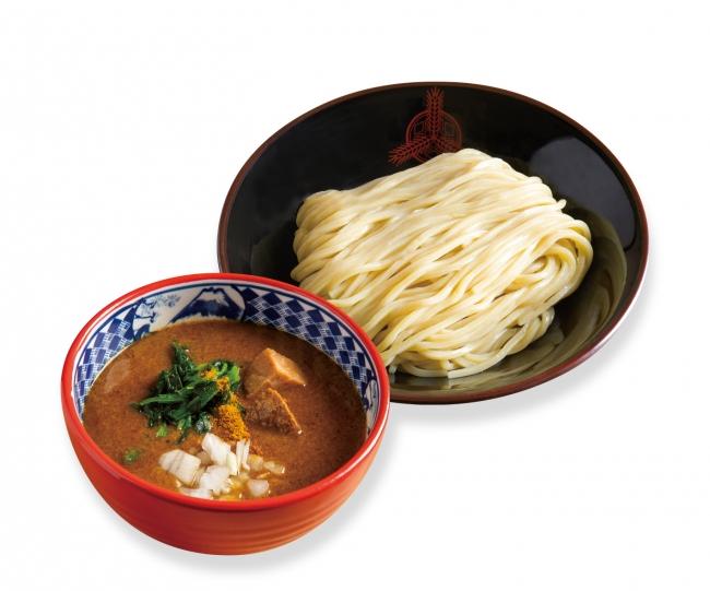 三田流カレーつけ麺