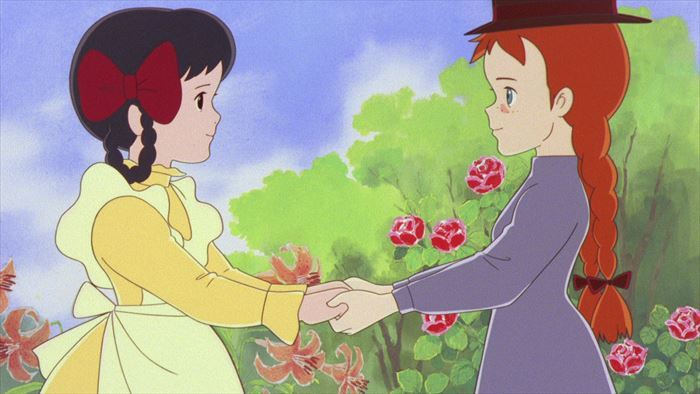 "(C)NIPPON ANIMATION CO., LTD.""Anne of Green Gables""™AGGLA"