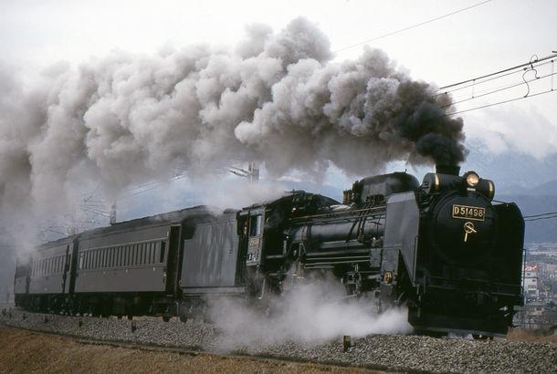 SLぐんま みなかみ(D51498+旧型客車)