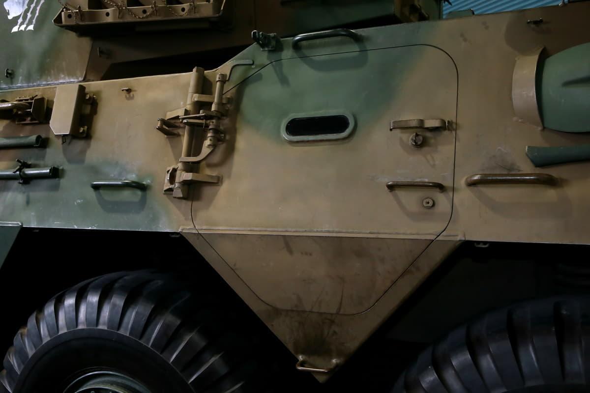 特殊車両87式偵察警戒車