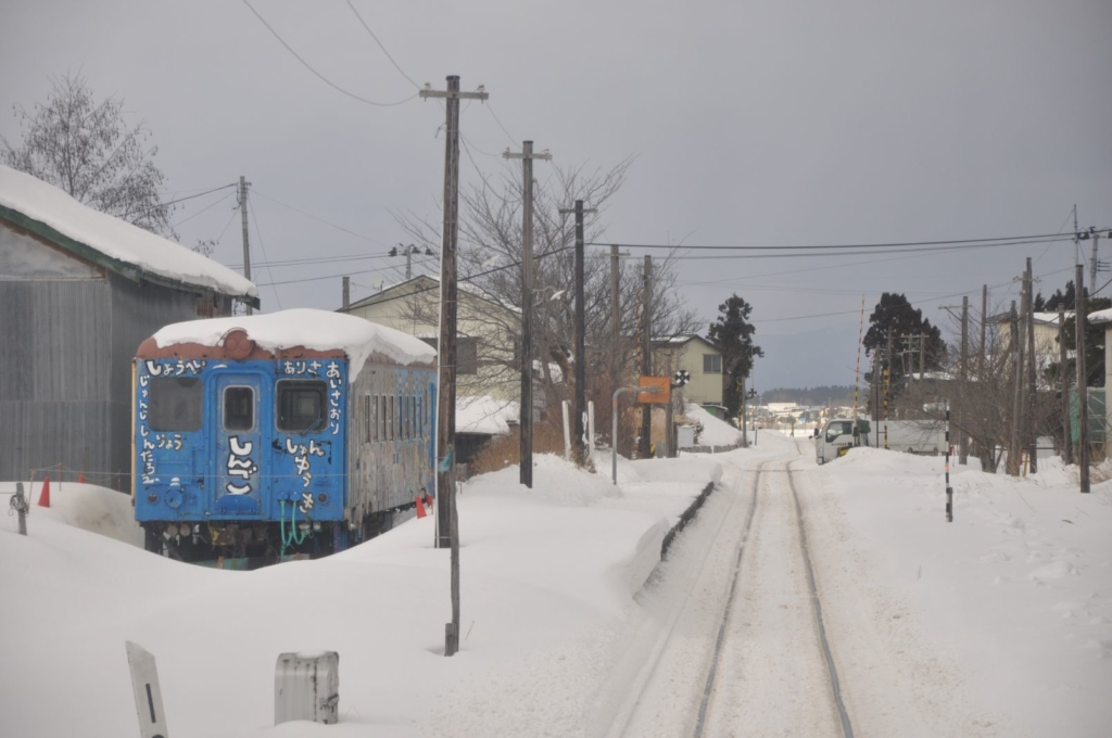 ストーブ列車