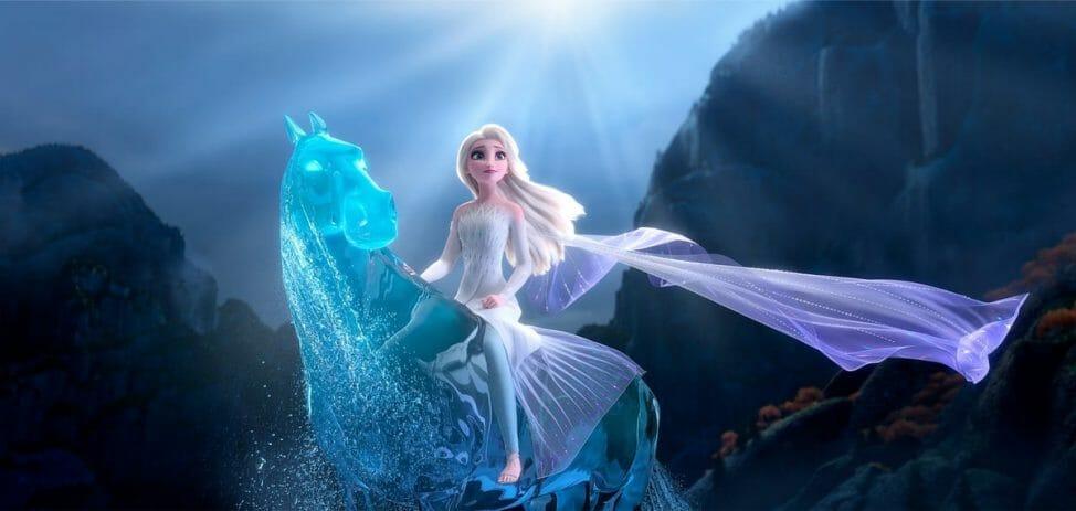ディズニー映画『アナと雪の女王2』