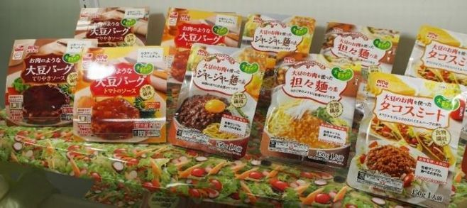 丸大食品「大豆ライフ」シリーズ