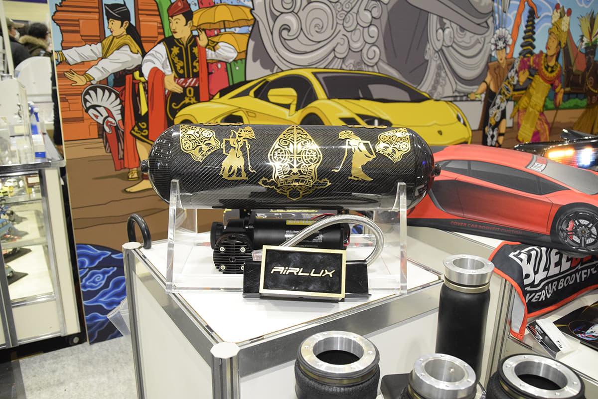 インドネシアの自動車アフターパーツ・マーケット協会(NMAA)が大阪オートメッセ2020に日本市場を探る出展
