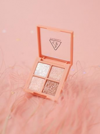 3CE MINI MULTI EYE COLOR PALETTE #DIAMOND GLINT