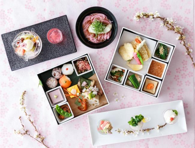 「SAKURA Lunch Box」イメージ