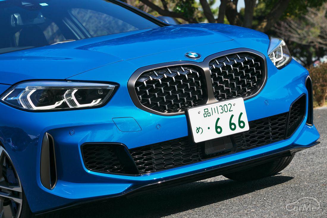 BMW M135i xDrive 萩原文博