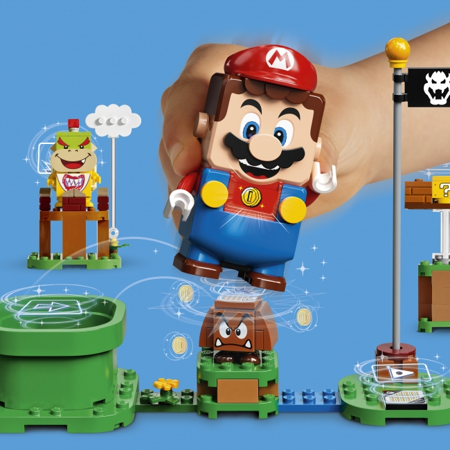 (C)Nintendo (C)2020 The LEGO Group