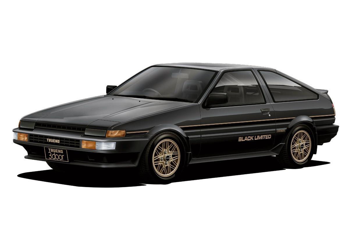 "86 GT""BLACK LIMITED""が発売"
