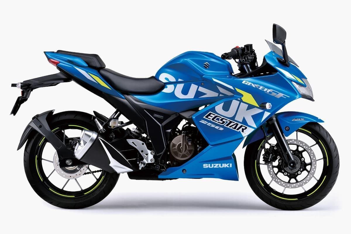 スズキ、新開発油冷エンジンを搭載する250ccスポーツバイク「ジクサー」を発売