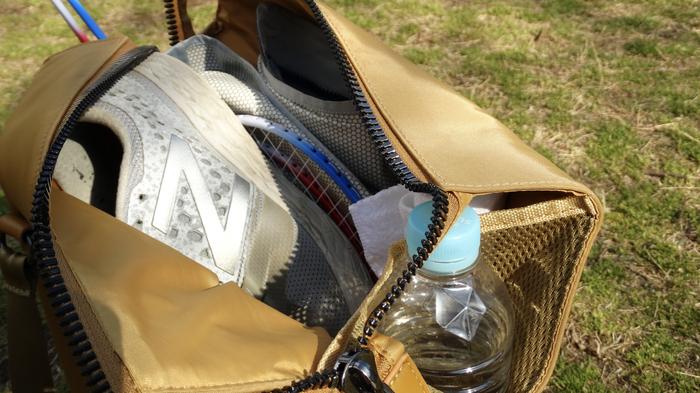 スポーツの荷物も【Chairbag】