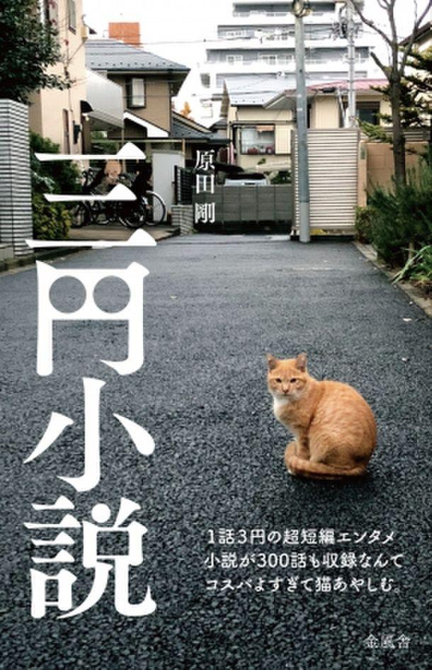 『三円小説』表紙