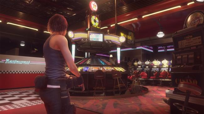 カジノステージでの1コマ。「リベレーションズ」を彷彿とさせる。