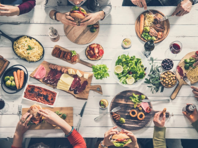 美味しそうに食べるコツを紹介 どか食いでも好かれる方法とは ニコニコニュース