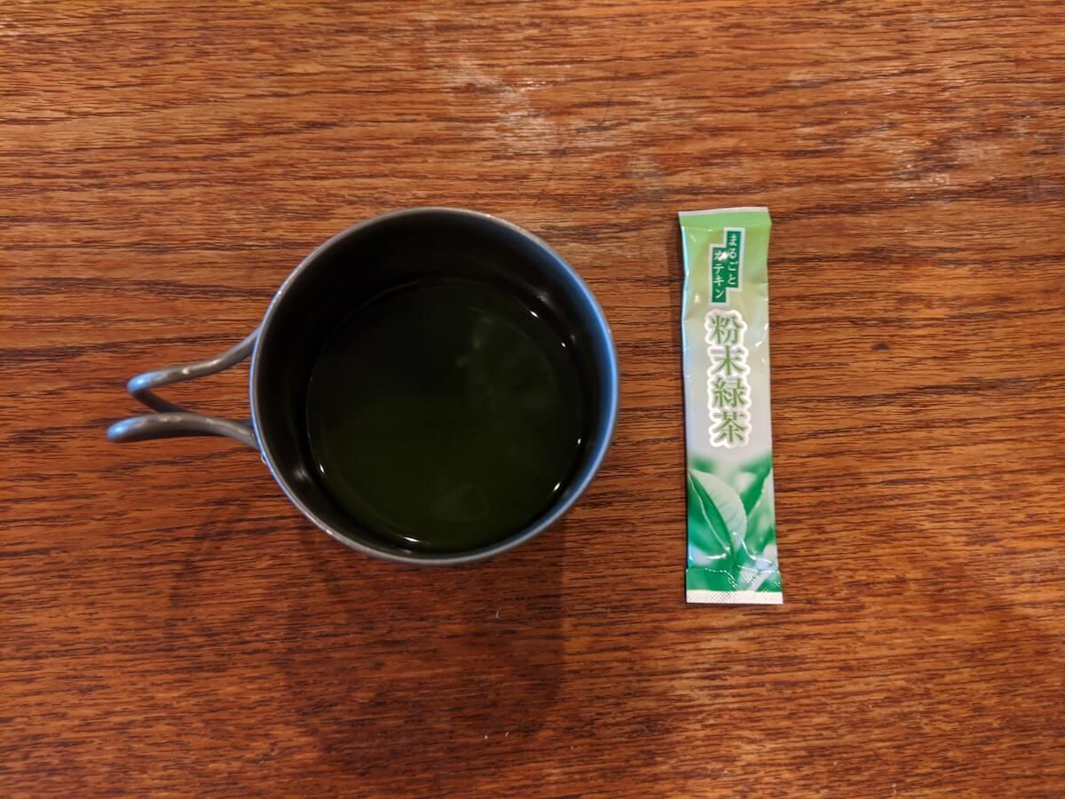 わたなべの茶本舗のお茶