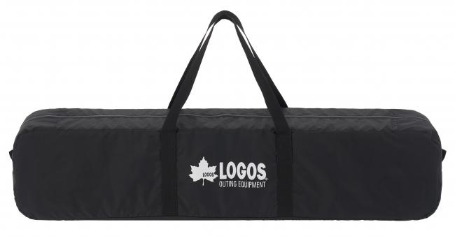 持ち運びに便利な収納バッグ付き。
