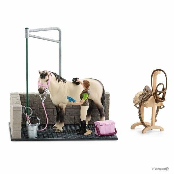 馬の洗い場