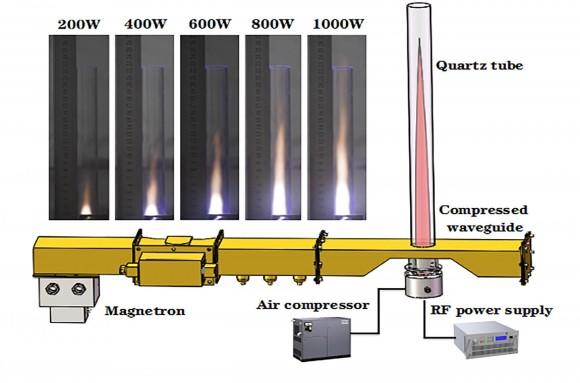 マイクロ波プラズマ推進器