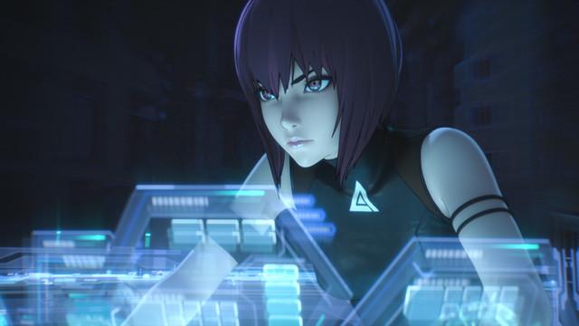 本作の主人公、草薙素子は全身義体のサイボーグで、超凄腕のハッカーでもある。通称は「少佐」