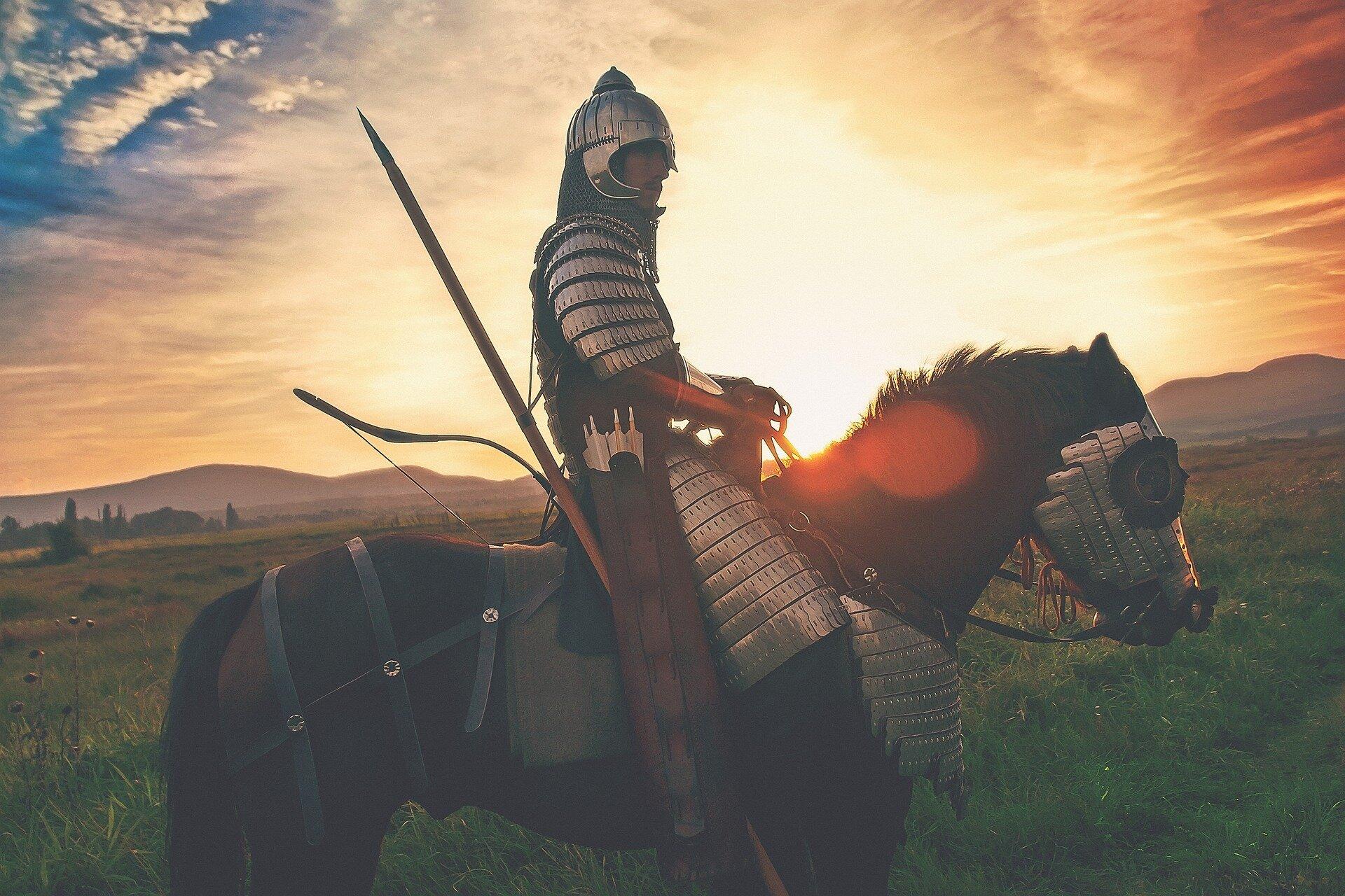中世の弓矢