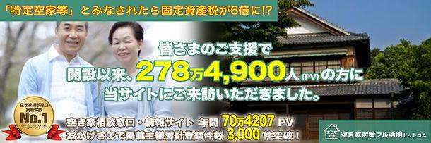 2020年5月現在の累計総PV 2,784,900 年間PV 704,207