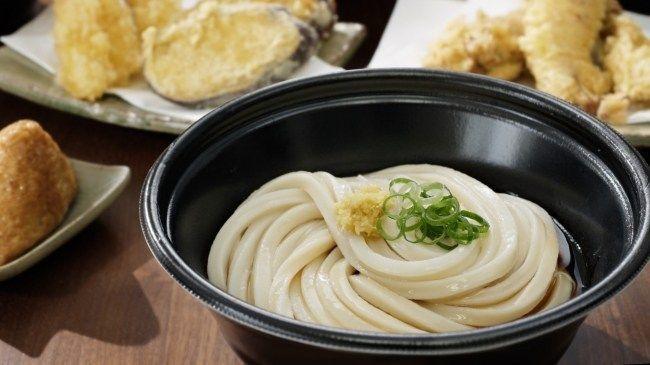 丸亀製麺が「うどん」などテイクアウト開始(画像はメニュー例)