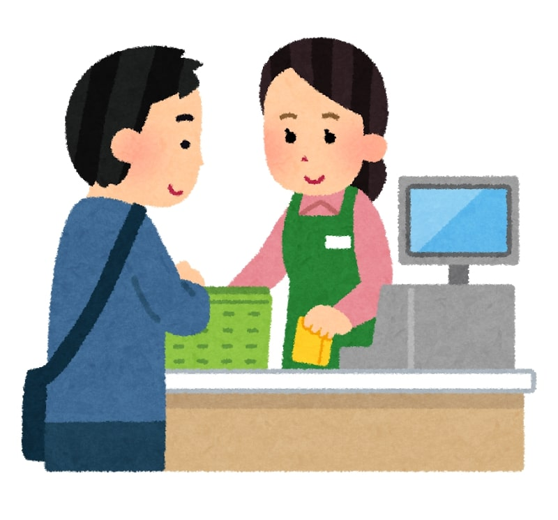 店員のストレスは日増し...?(画像はイメージ)