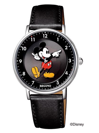 ディズニー腕時計ソーラーテック
