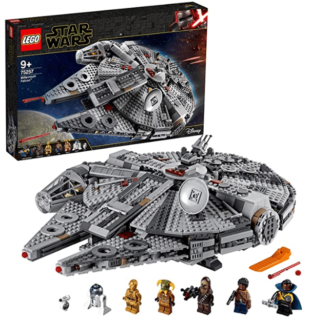 レゴ(LEGO) スター・ウォーズ ミレニアム・ファルコン