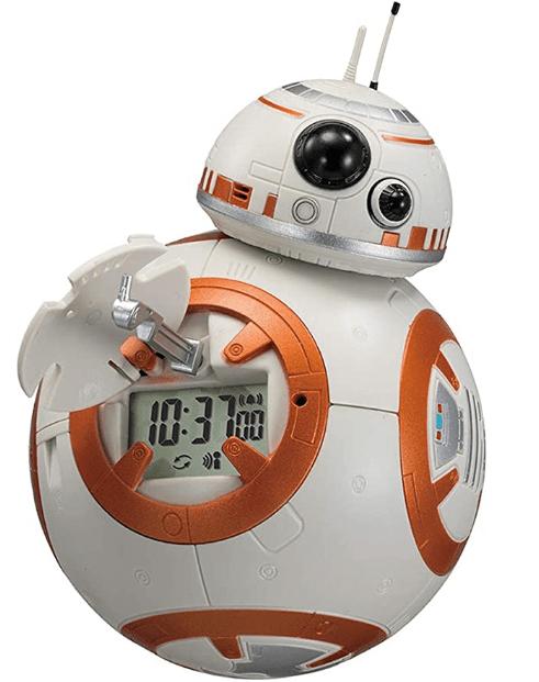 スター・ウォーズ BB-8 デジタル時計