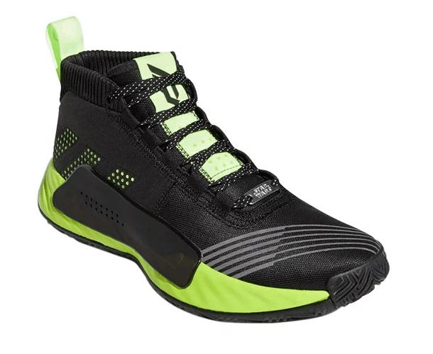 adidas メンズ バスケットボールシューズ