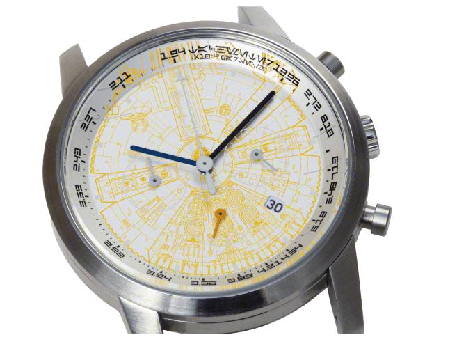wena wrist pro Chronograph set STAR WARS limited edition