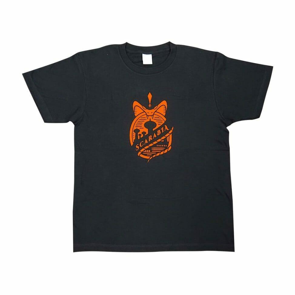 Tシャツ スカラビア