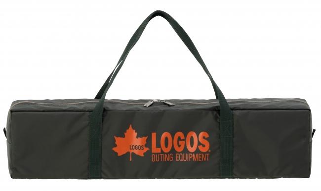 車載や持ち運びに便利な 収納バッグ付き。