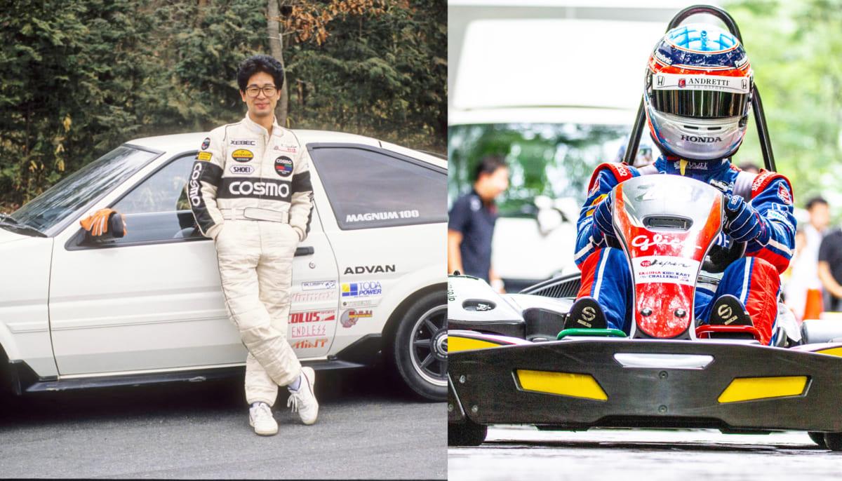 モータースポーツを始めるなら「カート」と「ハコ車」どっちが正解? オヤジには信じられない「第三の道」も!