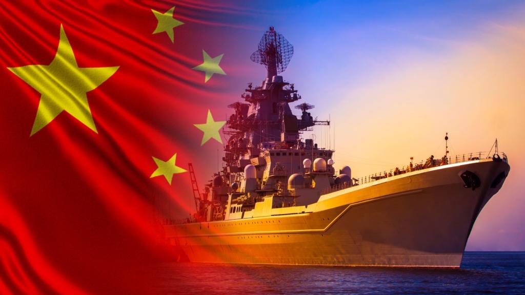 中国 海軍