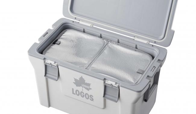 お手持ちのクーラーの内部サイズに合わせて ボードの大きさを選択すればより効果的に保冷可能。